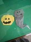 折り紙(ハロィン)