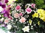 お彼岸に飾る花